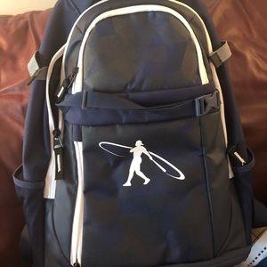 Nike Swingman Navy baseball bag backpack
